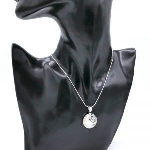 ying yang-anhänger sterlingsilber 1
