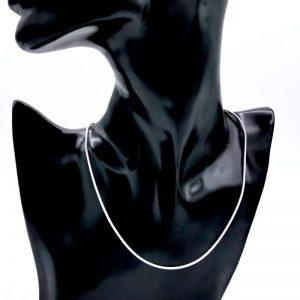 schlangenkette aus silber 1