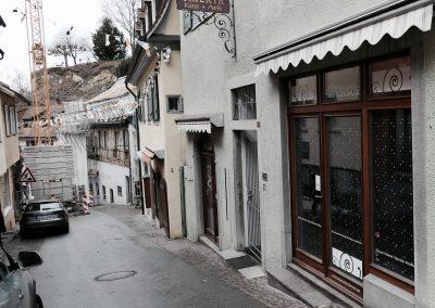 Phantasieschmuck Meersburg im Winter