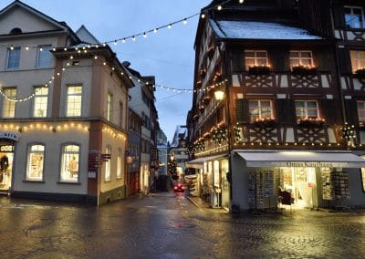Weihnachts-Shopping in Meersburg 8