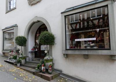 Weihnachts-Shopping in Meersburg 1